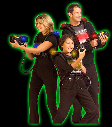 Lehigh Valley Laser Tag Family Fun Indoor Activities