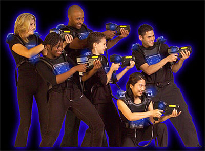 Lehigh Valley Laser Tag Group Parties